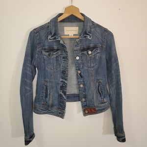 ANTHRO Pilcro and the Letterpress Jean Jacket